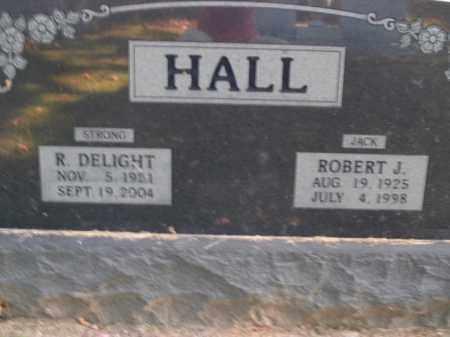 HALL, ROBERT J. - Boone County, Arkansas | ROBERT J. HALL - Arkansas Gravestone Photos