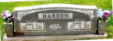 HARDEN, ALMA LEE - Boone County, Arkansas   ALMA LEE HARDEN - Arkansas Gravestone Photos
