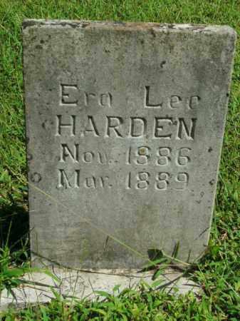 HARDEN, ERA LEE - Boone County, Arkansas | ERA LEE HARDEN - Arkansas Gravestone Photos