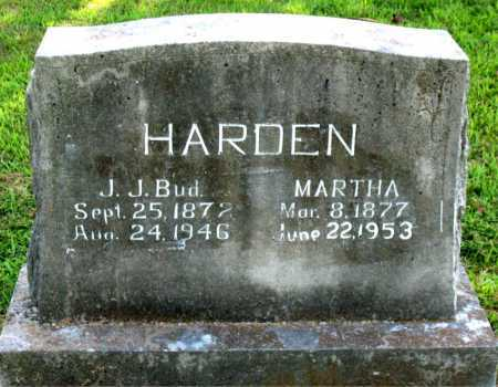 HARDEN, MARTHA - Boone County, Arkansas | MARTHA HARDEN - Arkansas Gravestone Photos