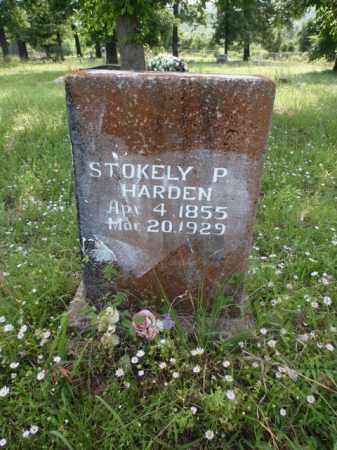 HARDEN, STOKELY PRESLEY - Boone County, Arkansas   STOKELY PRESLEY HARDEN - Arkansas Gravestone Photos