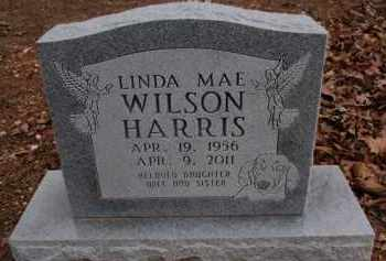 WILSON HARRIS, LINDA MAE - Boone County, Arkansas | LINDA MAE WILSON HARRIS - Arkansas Gravestone Photos