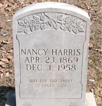 STEPP HARRIS, NANCY NAOMI - Boone County, Arkansas | NANCY NAOMI STEPP HARRIS - Arkansas Gravestone Photos