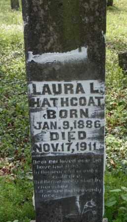 HATHCOAT, LAURA LUELLA - Boone County, Arkansas | LAURA LUELLA HATHCOAT - Arkansas Gravestone Photos