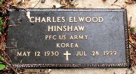 HINSHAW  (VETERAN KOR), CHARLES ELWOOD - Boone County, Arkansas   CHARLES ELWOOD HINSHAW  (VETERAN KOR) - Arkansas Gravestone Photos