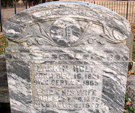 "BOHANNON HOLT, NANCY ELIZABETH ""ELIZA"" - Boone County, Arkansas | NANCY ELIZABETH ""ELIZA"" BOHANNON HOLT - Arkansas Gravestone Photos"