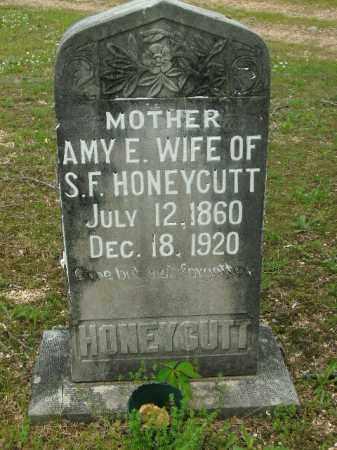 HONEYCUTT, AMY E. - Boone County, Arkansas   AMY E. HONEYCUTT - Arkansas Gravestone Photos