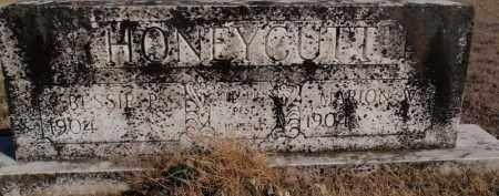 HONEYCUTT, MARION W - Boone County, Arkansas | MARION W HONEYCUTT - Arkansas Gravestone Photos