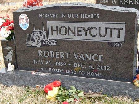 HONEYCUTT, ROBERT VANCE - Boone County, Arkansas   ROBERT VANCE HONEYCUTT - Arkansas Gravestone Photos
