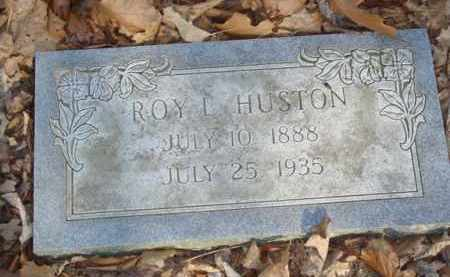 HUSTON, ROY L - Boone County, Arkansas | ROY L HUSTON - Arkansas Gravestone Photos