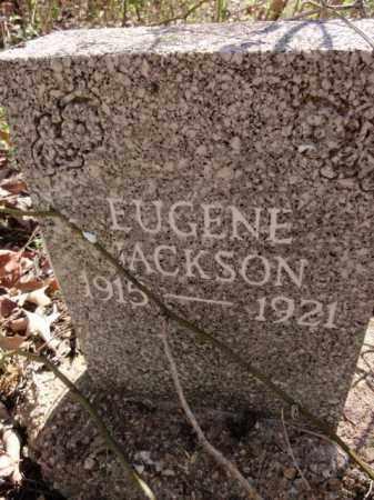 JACKSON, EUGENE - Boone County, Arkansas | EUGENE JACKSON - Arkansas Gravestone Photos