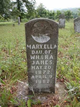 JAMES, MARY ELLA - Boone County, Arkansas | MARY ELLA JAMES - Arkansas Gravestone Photos