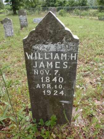 JAMES, WILLIAM HARRIS - Boone County, Arkansas   WILLIAM HARRIS JAMES - Arkansas Gravestone Photos