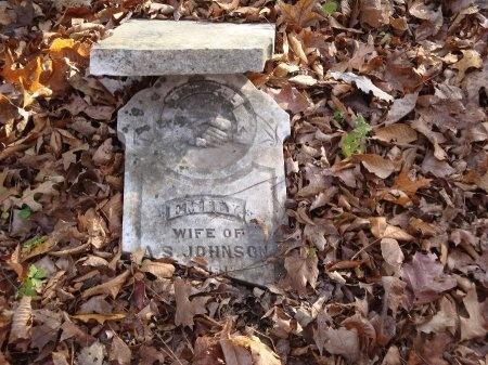 JOHNSON, EMILY - Boone County, Arkansas   EMILY JOHNSON - Arkansas Gravestone Photos