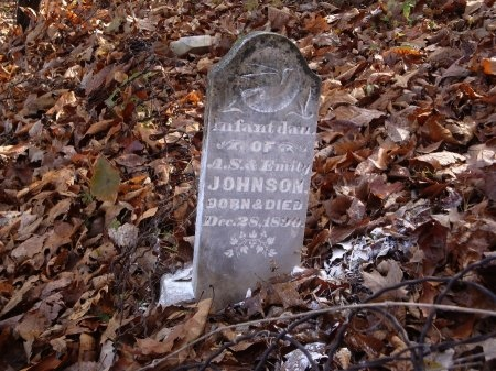 JOHNSON, INFANT - Boone County, Arkansas | INFANT JOHNSON - Arkansas Gravestone Photos