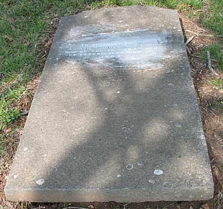 JONES, ALONZO  W. - Boone County, Arkansas   ALONZO  W. JONES - Arkansas Gravestone Photos