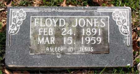 JONES, FLOYD - Boone County, Arkansas | FLOYD JONES - Arkansas Gravestone Photos