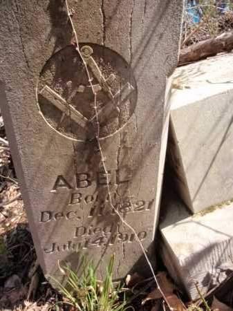 KEELING, ABEL - Boone County, Arkansas   ABEL KEELING - Arkansas Gravestone Photos