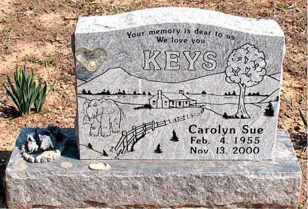KEYS, CAROLYN SUE - Boone County, Arkansas | CAROLYN SUE KEYS - Arkansas Gravestone Photos
