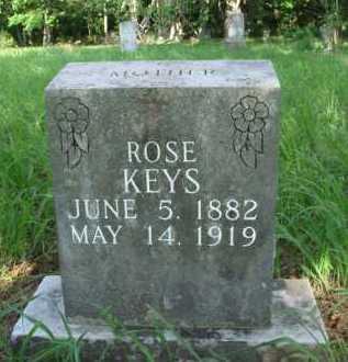 KEYS, ROSE - Boone County, Arkansas   ROSE KEYS - Arkansas Gravestone Photos
