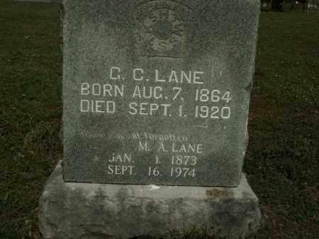 LANE, MATTIE ANN - Boone County, Arkansas | MATTIE ANN LANE - Arkansas Gravestone Photos