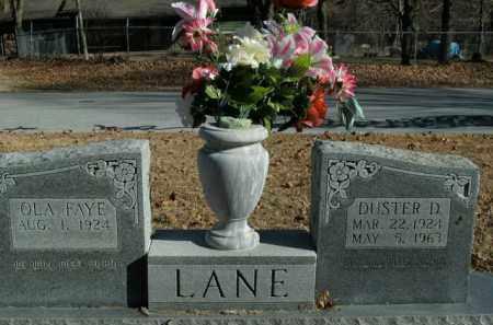 LANE, OLA FAYE - Boone County, Arkansas | OLA FAYE LANE - Arkansas Gravestone Photos