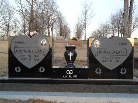 LANE, JOHNNIE F. - Boone County, Arkansas   JOHNNIE F. LANE - Arkansas Gravestone Photos
