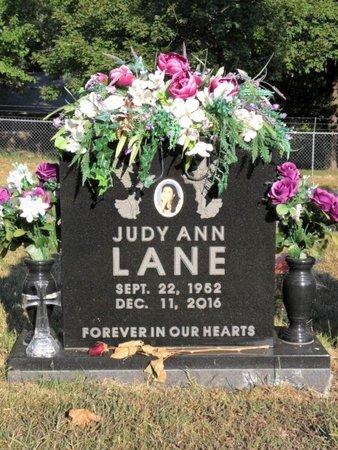 LANE, JUDY ANN - Boone County, Arkansas | JUDY ANN LANE - Arkansas Gravestone Photos