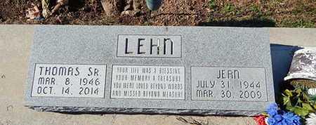 LEHN, JEAN - Boone County, Arkansas | JEAN LEHN - Arkansas Gravestone Photos