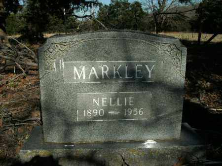 DIETS MARKLEY, NELLIE - Boone County, Arkansas | NELLIE DIETS MARKLEY - Arkansas Gravestone Photos