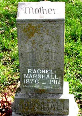 MARSHALL, RACHEL - Boone County, Arkansas   RACHEL MARSHALL - Arkansas Gravestone Photos
