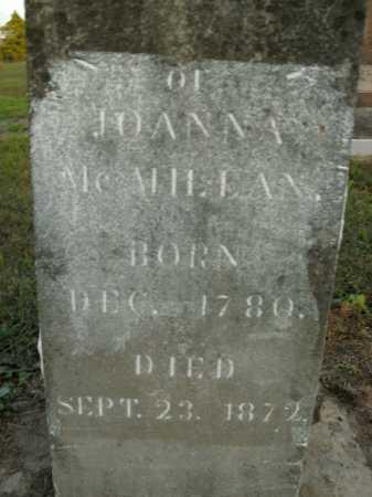 MCMILLAN, JOANNA - Boone County, Arkansas   JOANNA MCMILLAN - Arkansas Gravestone Photos