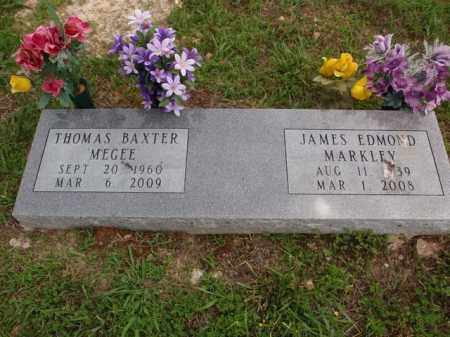 MARKLEY, JAMES EDMOND - Boone County, Arkansas   JAMES EDMOND MARKLEY - Arkansas Gravestone Photos