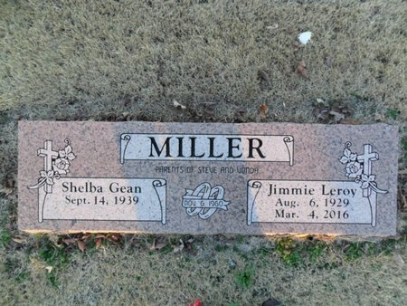 MILLER, JIMMIE LEROY - Boone County, Arkansas | JIMMIE LEROY MILLER - Arkansas Gravestone Photos