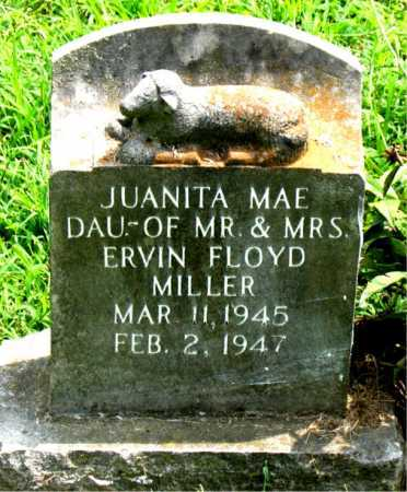 MILLER, JUANITA MAE - Boone County, Arkansas | JUANITA MAE MILLER - Arkansas Gravestone Photos