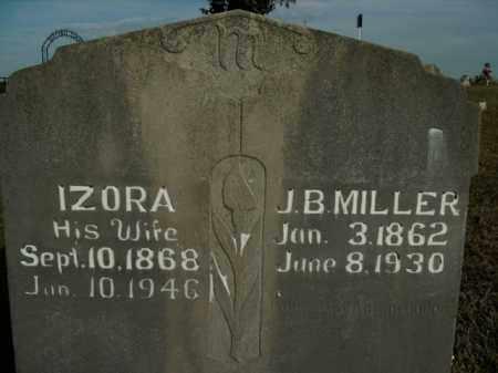 MILLER, JAMES B. - Boone County, Arkansas | JAMES B. MILLER - Arkansas Gravestone Photos