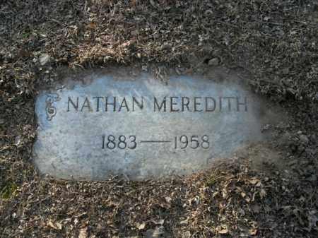 MILLER, NATHAN MEREDITH - Boone County, Arkansas   NATHAN MEREDITH MILLER - Arkansas Gravestone Photos