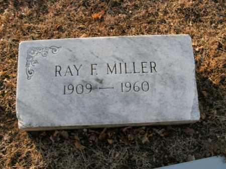 MILLER, RAY F. - Boone County, Arkansas | RAY F. MILLER - Arkansas Gravestone Photos