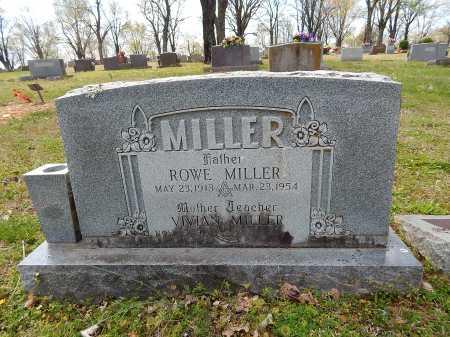 MILLER, VIVIAN - Boone County, Arkansas | VIVIAN MILLER - Arkansas Gravestone Photos