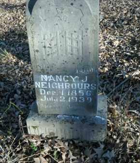 CLAYTON NEIGHBOURS, NANCY J. - Boone County, Arkansas   NANCY J. CLAYTON NEIGHBOURS - Arkansas Gravestone Photos
