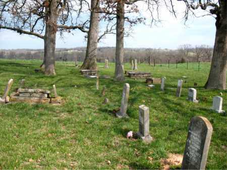 *JONES CEMETERY OVERVIEW,  - Boone County, Arkansas    *JONES CEMETERY OVERVIEW - Arkansas Gravestone Photos