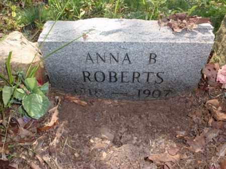 ROBERTS HATHCOAT, ANNA B. - Boone County, Arkansas | ANNA B. ROBERTS HATHCOAT - Arkansas Gravestone Photos