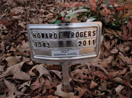 ROGERS, HOWARD - Boone County, Arkansas | HOWARD ROGERS - Arkansas Gravestone Photos
