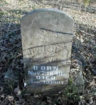 ROULSTON, JOHN B. - Boone County, Arkansas | JOHN B. ROULSTON - Arkansas Gravestone Photos