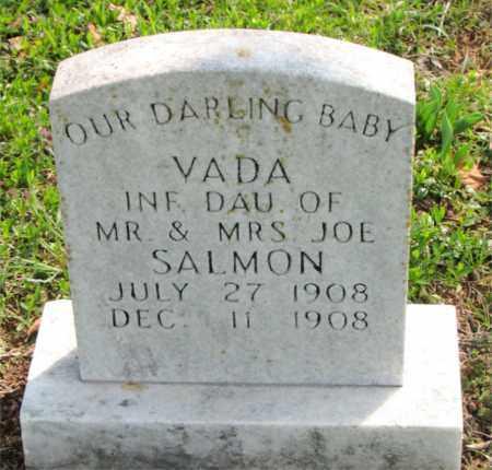 SALMON, VADA - Boone County, Arkansas | VADA SALMON - Arkansas Gravestone Photos