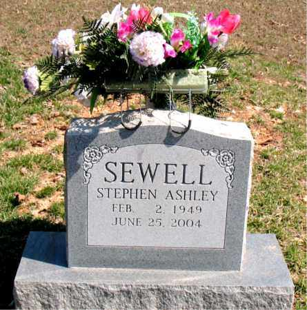 SEWELL, STEPHEN ASHLEY - Boone County, Arkansas | STEPHEN ASHLEY SEWELL - Arkansas Gravestone Photos