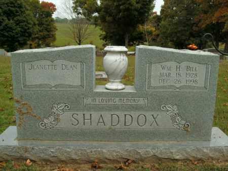 SHADDOX, WILLIAM H. - Boone County, Arkansas | WILLIAM H. SHADDOX - Arkansas Gravestone Photos