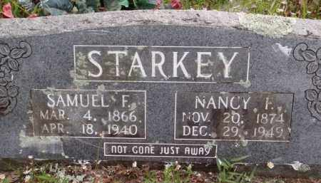 STARKEY, NANCY F. - Boone County, Arkansas | NANCY F. STARKEY - Arkansas Gravestone Photos