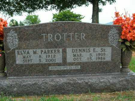 TROTTER, ELVA MAE - Boone County, Arkansas | ELVA MAE TROTTER - Arkansas Gravestone Photos