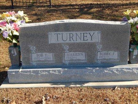 TURNEY, BOB F - Boone County, Arkansas | BOB F TURNEY - Arkansas Gravestone Photos